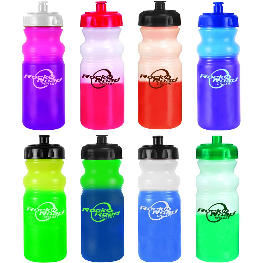 Mood 20 Oz. Cycle Bottle - 100 Quantity - $1.70 Each - PROMOTIONAL PRODUCT / BULK / BRANDED with YOUR LOGO / CUSTOMIZED by Sunrise Identity (Image #4)