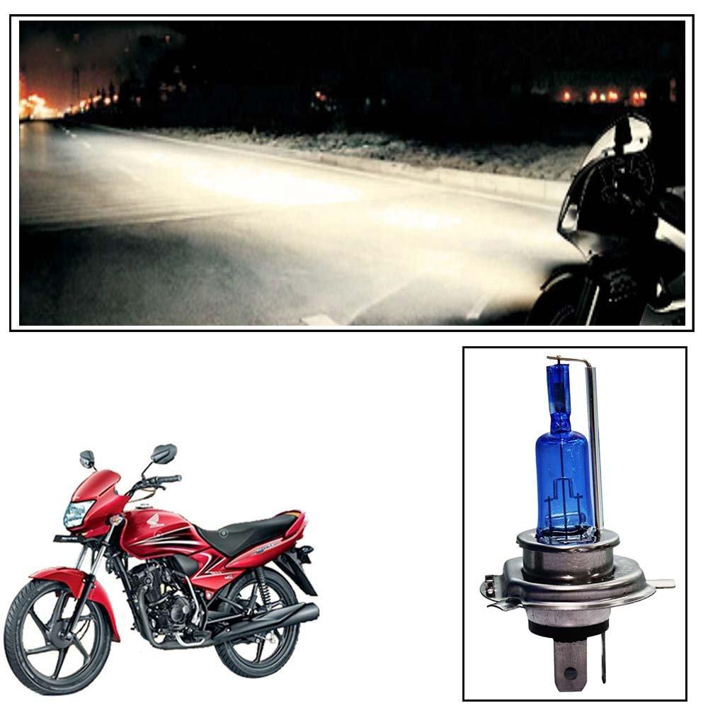 Vheelocityin 12v 35 35w Cyt Bike And Scooty Headlight Bulb For Honda Dream Yuga 2015 Amazon In Car Motorbike
