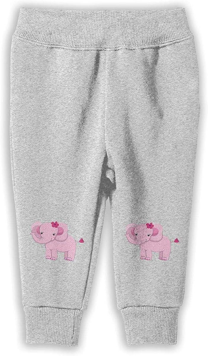 IEHFE MCNXB Cow Kids Sweatpants Cute Jogger Pants Active Pants Cotton Pants 2-6T