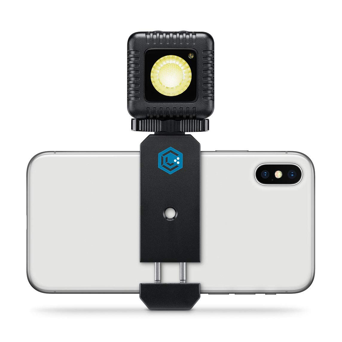 Lume Cube Creative Lighting Kit for iOS Phones (Photo and Video) LC-CLK11