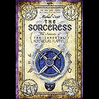The Sorceress (The Secrets of the Immortal Nicholas Flamel Book 3) (English Edition)