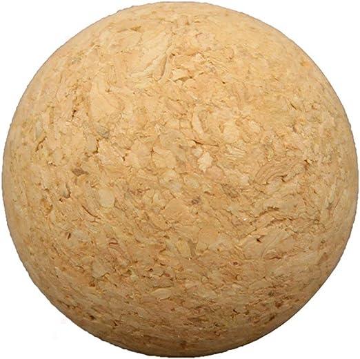 Greatangle Mesa de fútbol de Madera Maciza de Corcho de 36 mm Balón de fútbol Fútbol Fútbol Fussball Bebé Niños Pie Juguete: Amazon.es: Hogar