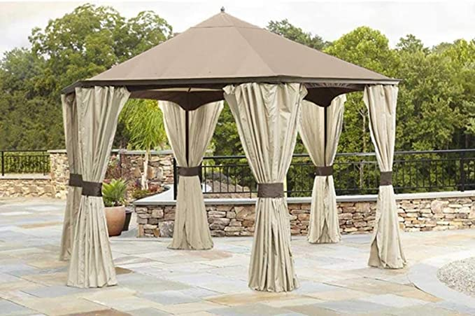 High Grade 300D The Outdoor Patio Store Sears Garden Oasis Pergola Canopy