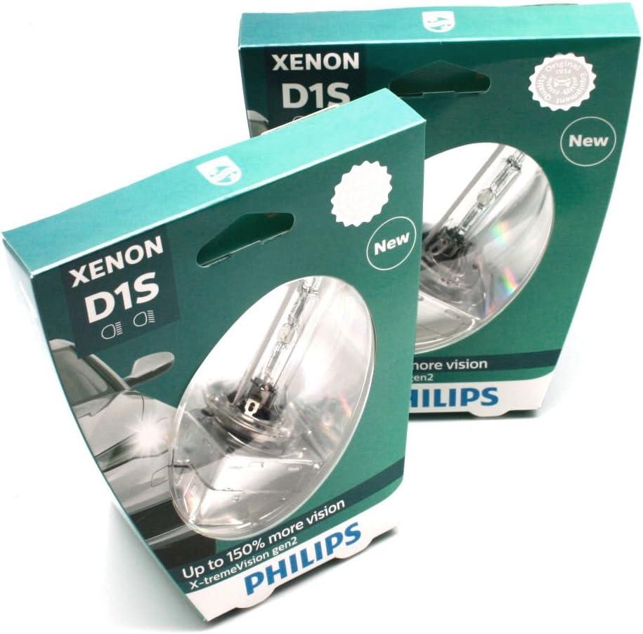 Philips Xenon X Tremevision Gen2 150 D1s Hid Xenon Bulbs Set Of Two 85415 X V2s1 Auto