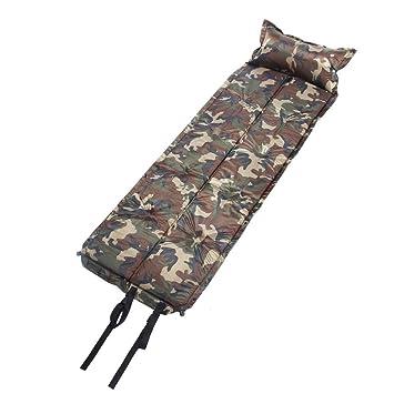 US Militar diseño de camuflaje extensible Colchoneta ...