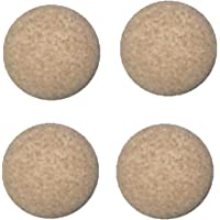 New Gamesson Cork 36mm Balls Extra Quiet Football Table Fussballs Pack Of 4