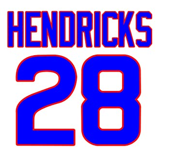 jersey number 28