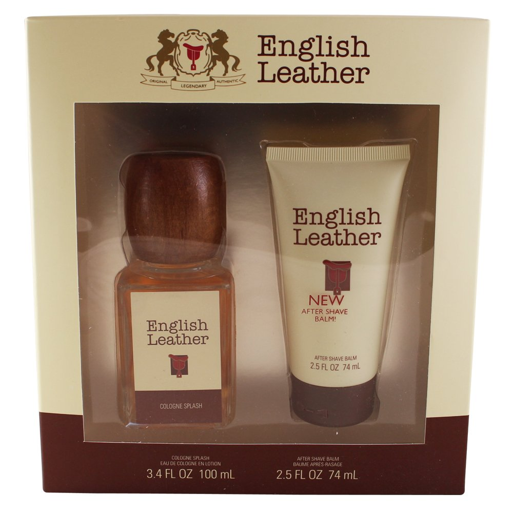 English Leather For Men By Dana 2 Pc. Gift Set
