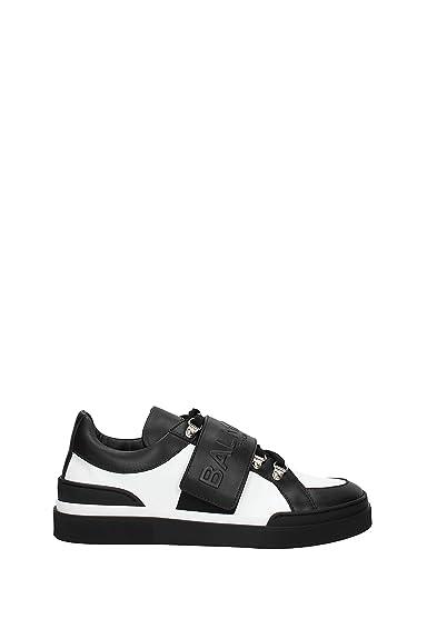 Balmain LederHC123PVSYEU Sneakers Herren Sneakers Sneakers