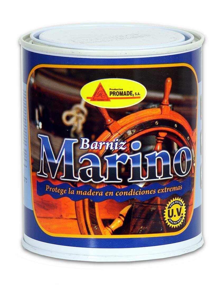 Promade - Barniz marino brillante al agua 750 ml: Amazon.es: Bricolaje y herramientas