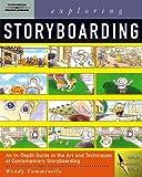 Exploring Storyboarding (Design Concepts)