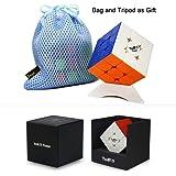QiYi VALK 3 Power Valk3 Power Magic Cube 3x3x3 Magic Puzzle Cube  (Stickerless)