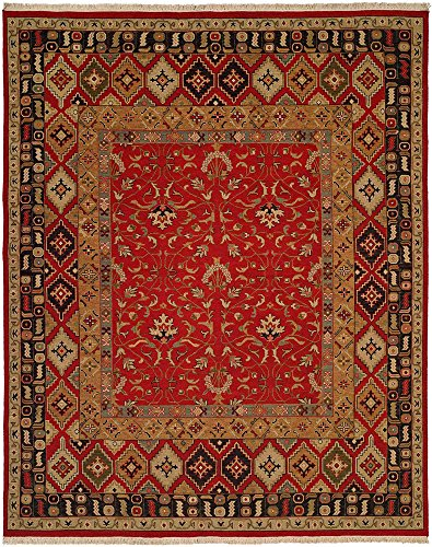Kalaty SU-201 23 Soumak Area Rug, 2' x 3 Red for sale  Delivered anywhere in USA