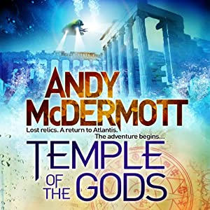 Temple of the Gods Audiobook