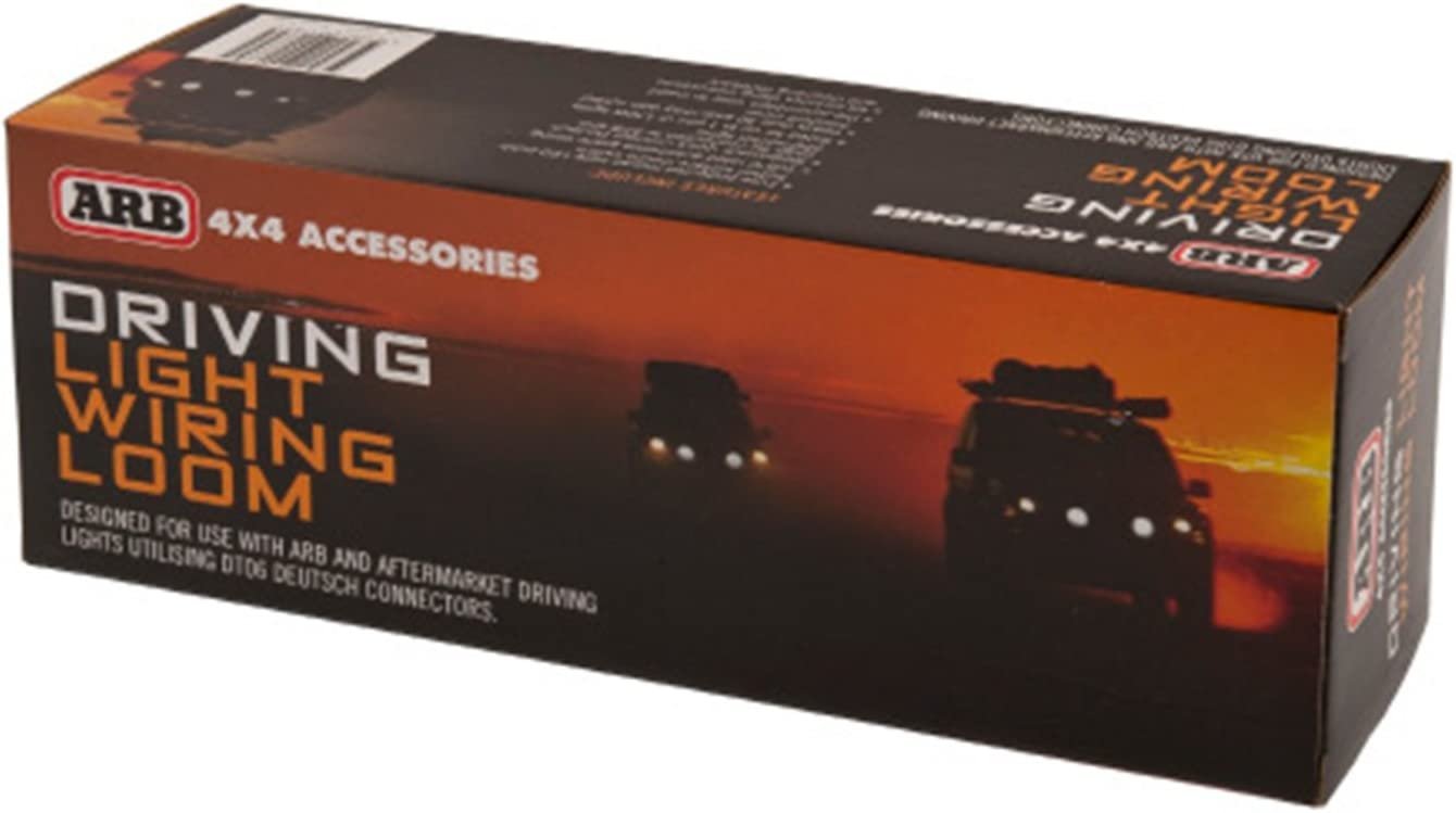 [SCHEMATICS_4FD]  Amazon.com: ARB 3500520 Intensity Driving LED Wiring Loom: Automotive   Arb Wiring Harness Lighting      Amazon.com