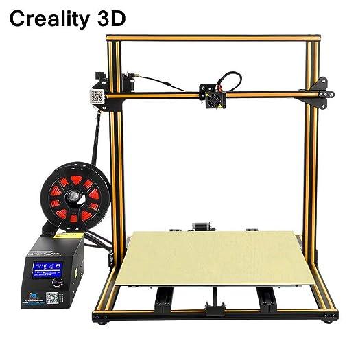 Laecabv CrealityCR-10S5 - Impresora 3D (gran volumen, para ...