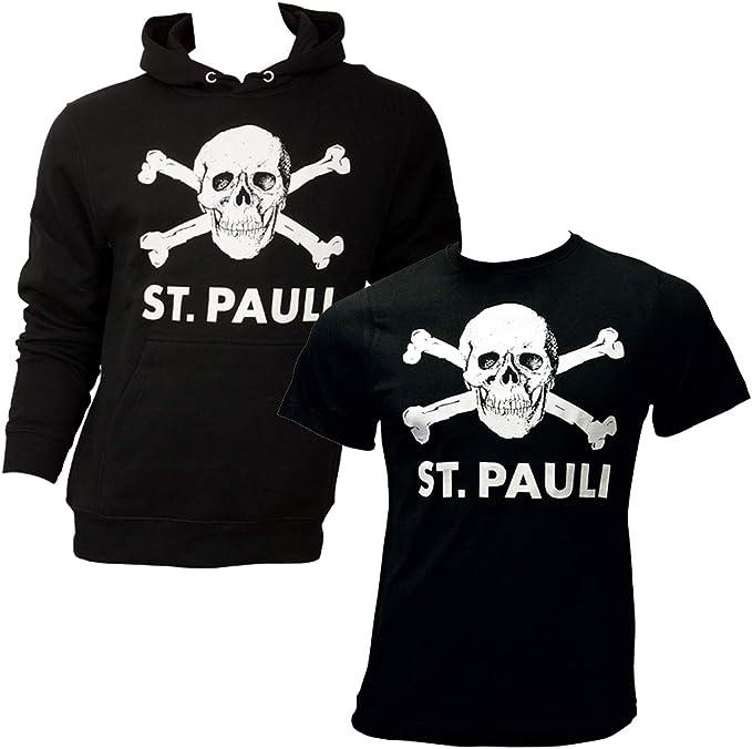 FC St. Pauli de 2 piezas con sudadera con capucha y camiseta de ...