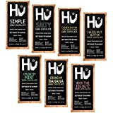 Hu Kitchen - Paleo - Vegan - Chocolate Bars, Variety Pack (7 Pack)
