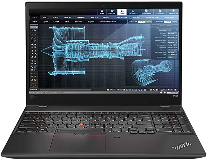 "Lenovo ThinkPad P52s Mobile Workstation Ultrabook Laptop (Intel 8th Gen i7-8550U 4-core, 32GB RAM, 1TB SSD, 15.6"" FHD 1920x1080 IPS, Quadro P500, Fingerprint, Backlit Keyboard, Win 10 Pro)"