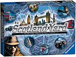 Up to 50% off Ravensburger Games & Puzzles, including Scotland Yard board game and more