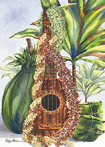 Amazon com: Set of 12 Hawaiian Greeting Cards - Map of Old