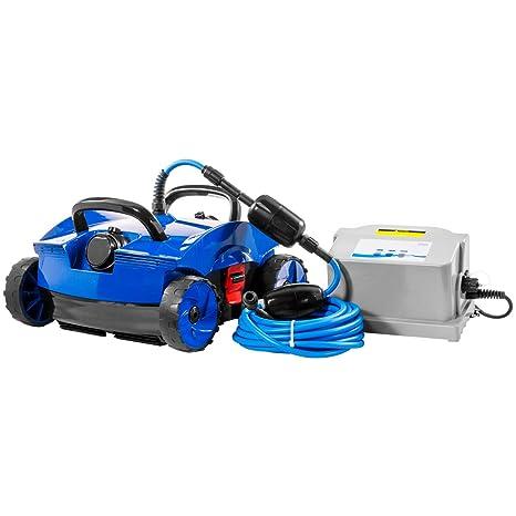 XtremepowerUS Robotic - Aspirador para Piscina, Piscina, Robot
