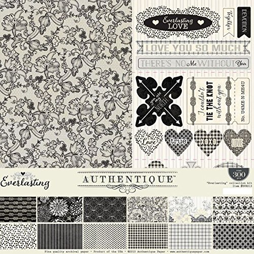 Authentique Paper Everlasting Collection Kit, 12 x ()