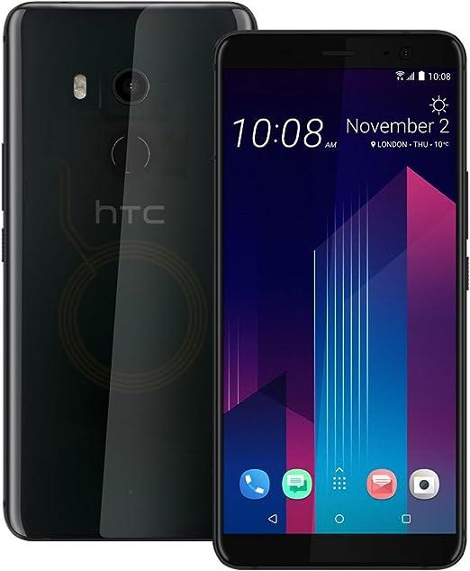 HTC U11 + Smartphone (15,24 Cm (6 Pulgadas) Super Pantalla LCD, 12 ...