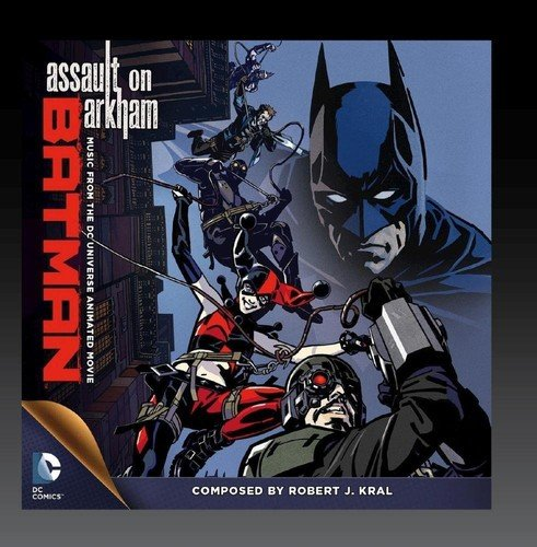 Price comparison product image Batman: Assault on Arkham (Music from the DC Universe Animated Movie)