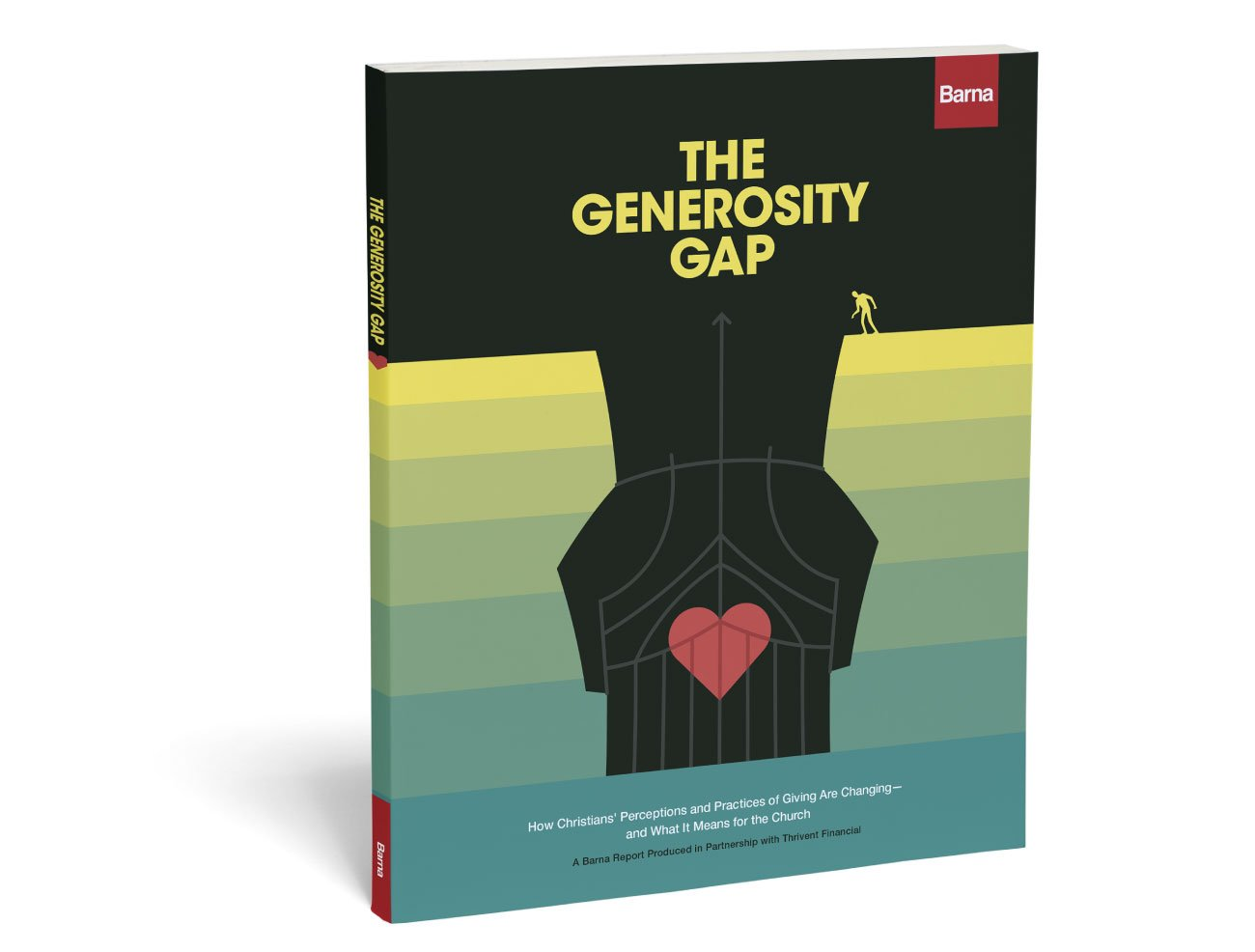 The Generosity Gap: How Christians' Perceptions and Practices of Giving Are Changing - and What It Means for the Church ebook