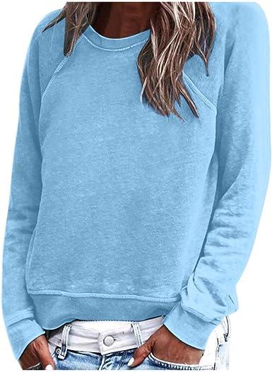 Camisa de Invierno de Talla Grande para Mujer 2020 Cuello ...