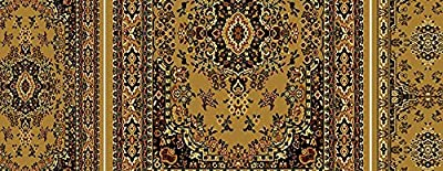 Home Dynamix Ariana Collection 3-Piece Area Rug Set - Ultra Soft & Super Durable 7069-101 Sand