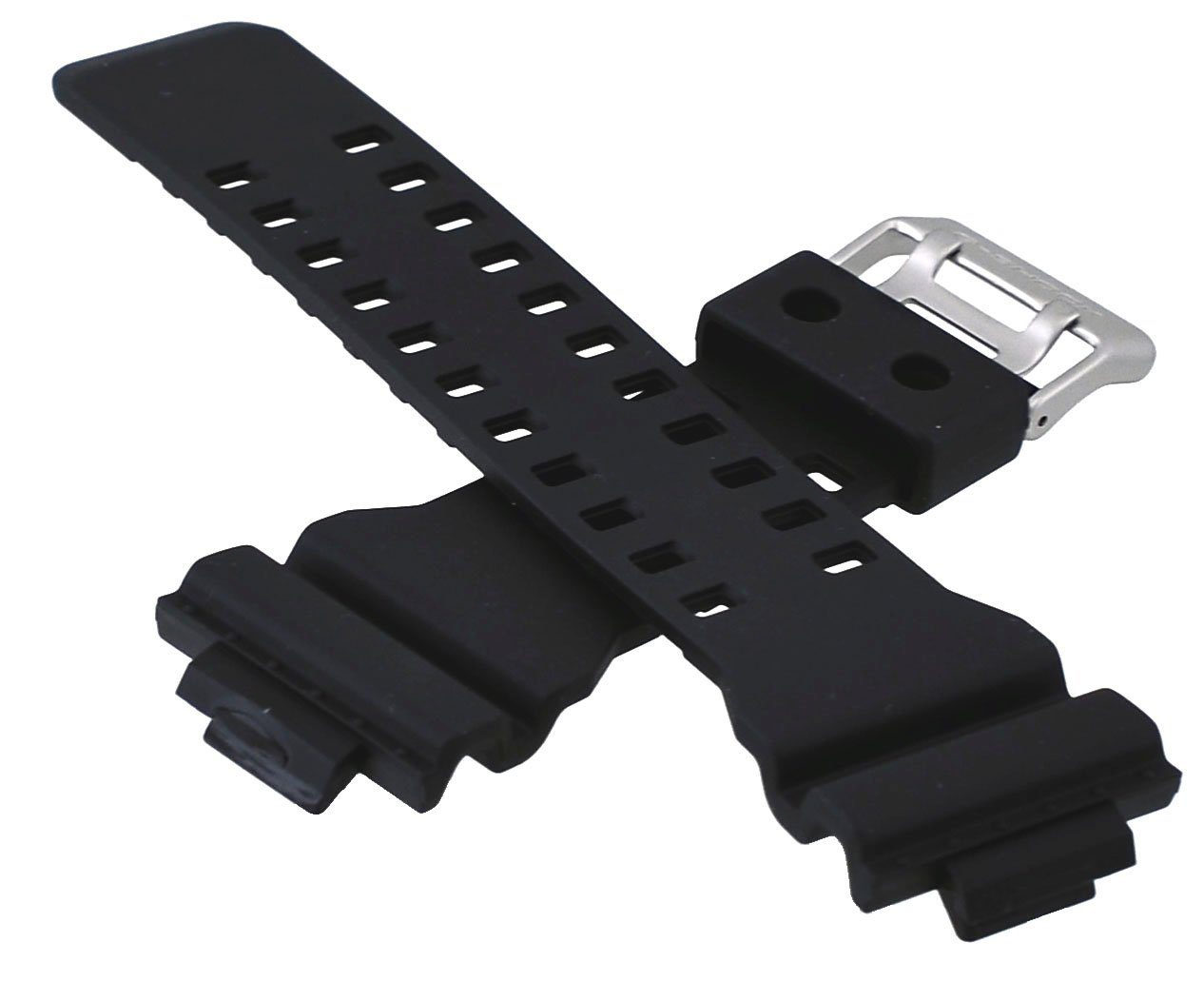 G Shock Battery Replacement For Casio Watches Ga 100 Jam Tangan 100a 9adr Mens Resin Watch Band Black
