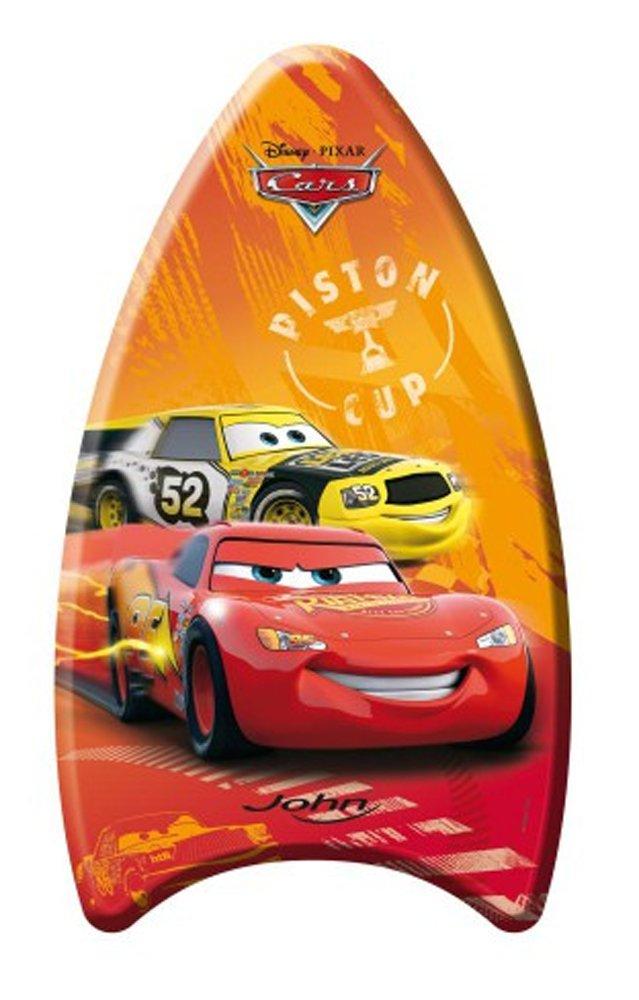 Disney Cars - Tabla de natación flotador Bodyboard 82 cm Piston Cup: Amazon.es: Juguetes y juegos