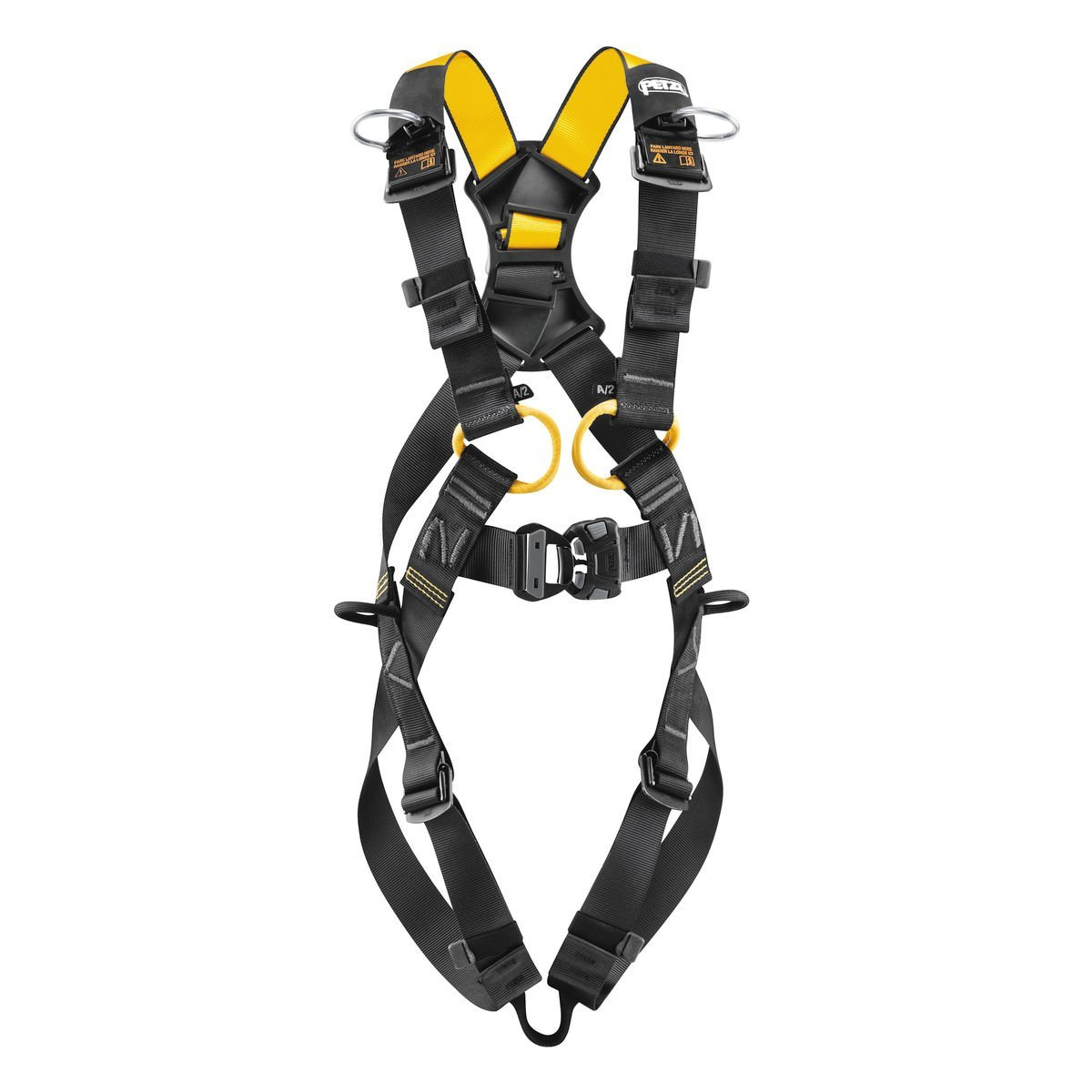 Petzl NEWTON full body harness ANSI CSA Size 1