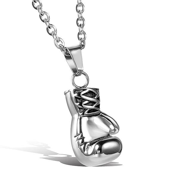 58 opinioni per Jewelrywe gioielli collana con pendente da uomo donna ,prepotente personalita