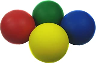 Solo da cricket con rivestimento in spugna Foam Ball Garden Games Throwing Catching Playball (venduto singolo) Only Cricket