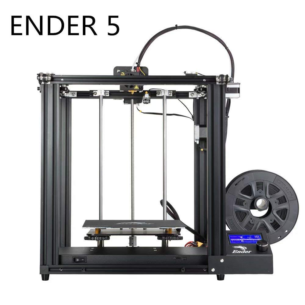 Amazon.com: Laecabv Creality Ender 5 3D Printer New Version ...