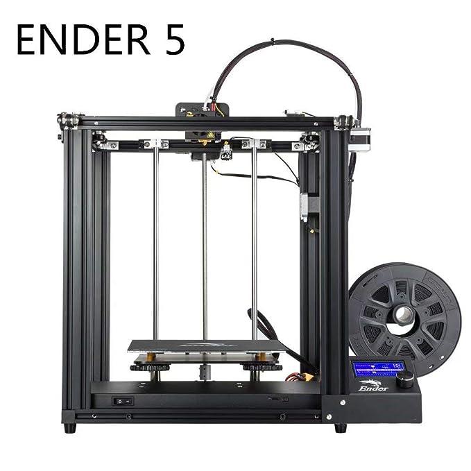 Laecabv Creality Ender 5 - Impresora 3D (función de impresión 2019 ...