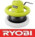 """Ryobi RB102G 10"""" 120V Corded Orbital Buffer"""