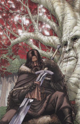 - A Game of Thrones #1 Mike S Miller VIRGIN 1/75 Variant Edition Cover