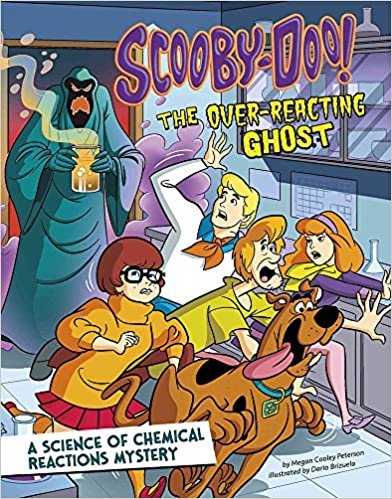 Scooby-doo! A Science Of Chemical Reactions Mystery: The Overreacting Ghost Epub Descargar