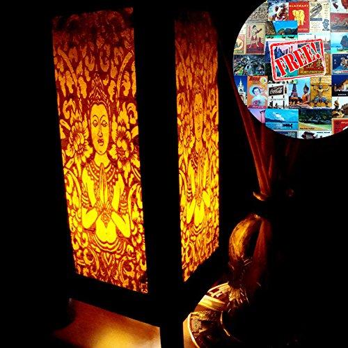 Yellow Angle Lamp Shades for Table Lam