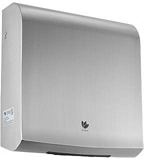 Silver Turbo Blade Hand Dryer
