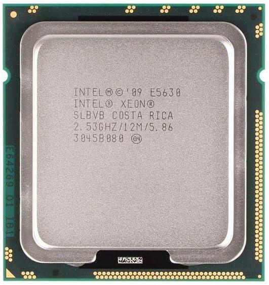 12M Cache 2.53 GHz 5.86 GT//s Intel QPI Renewed Intel Xeon Processor E5630