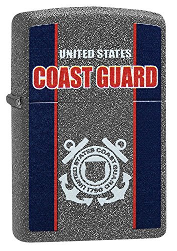 Personalized Coast Guard - Personalized Message Engraved Customized Gift For Him For Her Coast Guard Zippo Indoor Outdoor Windproof Lighter