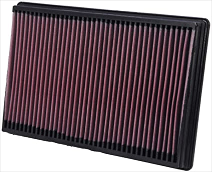 Superbly Amazon.com: K&N 33-2247 High Performance Replacement Air Filter LW17