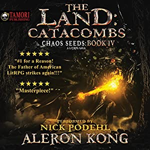 The Land: Catacombs Hörbuch