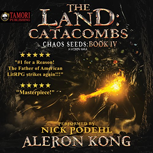 Pdf Fantasy The Land: Catacombs: Chaos Seeds, Book 4