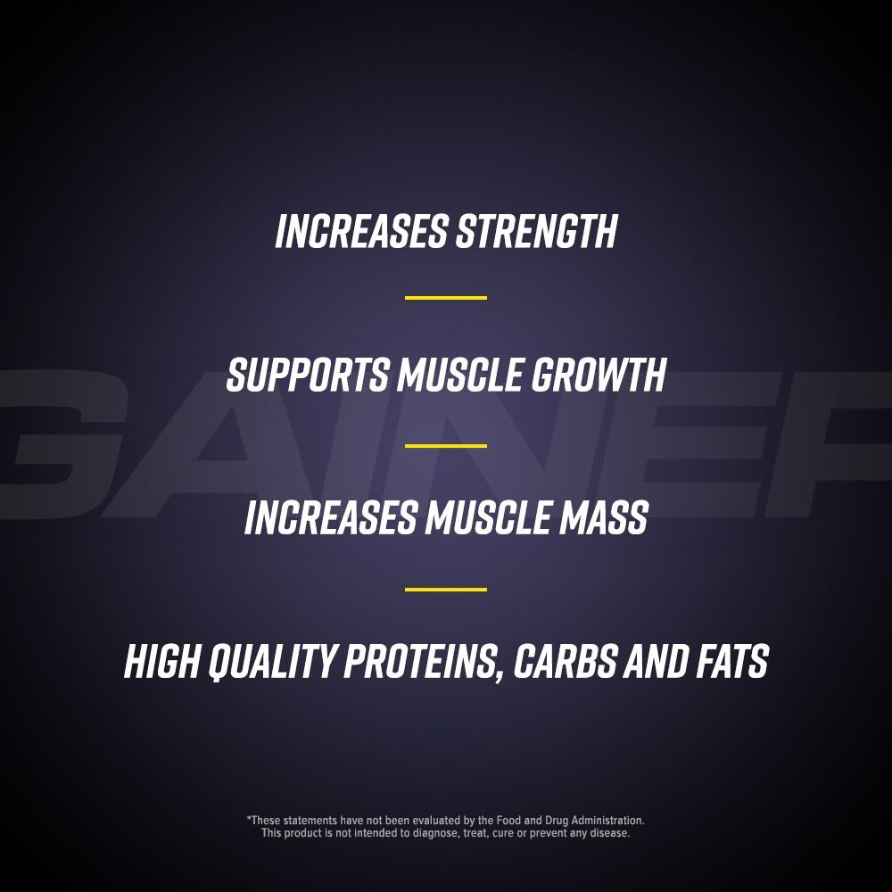 Cellucor, COR-Performance Mass Gainer Protein Powder, Chocolate, 56 Servings